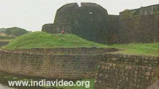 Palakkad Fort - Hyder Ali's defences