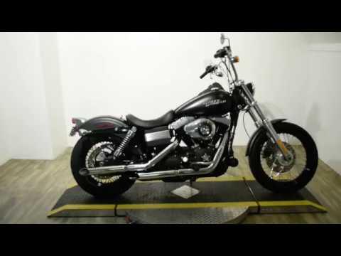 2011 Harley-Davidson Dyna® Street Bob® in Wauconda, Illinois