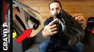 GoPro-Helmmount für eckigen Schirm bauen | Windgeräusche reduzieren | Tipps & Tutorial | Leo Kast