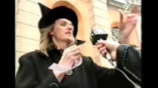 INTERVJU ZTV-NYTT (1995)