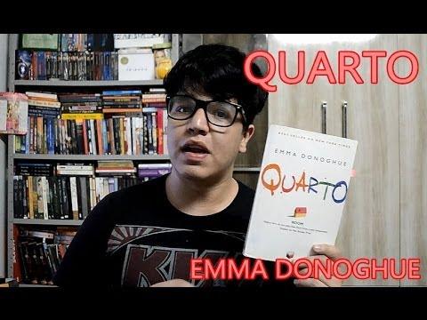 Livro: Quarto (Room) / Autora: Emma Donoghue