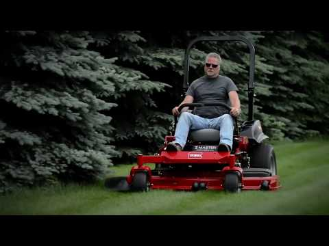 2020 Toro Z Master 3000 60 in. Kawasaki FX 25.5 hp in Trego, Wisconsin - Video 3