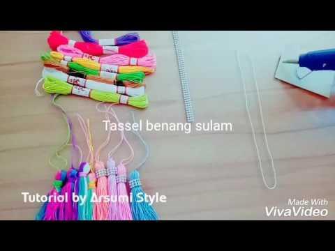 Video Tutorial Tassel