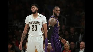 Bud Shaw commentary: Anthony Davis joining LeBron is good for basketball - MS&LL 6/18/19