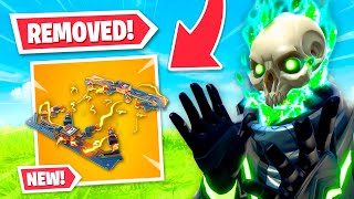 Fortnite REMOVED this NEW item... but I USED IT!