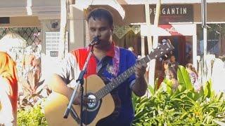 Janam Janam-  Retmelo Buskers Cover,mantap Suaranya