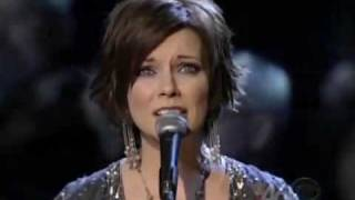 Martina McBride In My Daughter's Eyes LIVE w/ lyrics