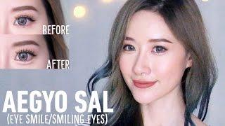 How To: Aegyo Sal (Puffy, Smiling Eyes) In 3 Steps! | Elle Yamada