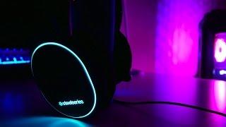 STEELSERIES ARCTIS 5 - RGB-Beleuchtung + genialen Sound? TEST
