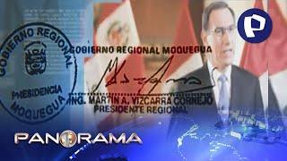 MARTÍN VIZCARRA, GOBERNANTE NEOLIBERAL, ES DESENMASCARADO COMO CORRUPTO Y ENTREGUISTA