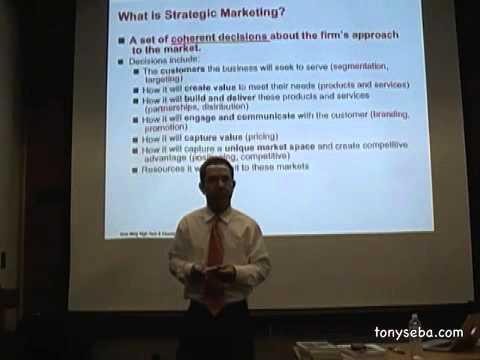 What Is Strategic Marketing? - YouTube