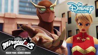 MIRACULOUS WORLD | ⭐ TRAILER - Las Aventuras de Ladybug en Nueva York 🗽| Disney Channel Trailer