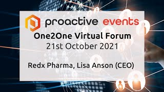 redx-pharma-plc-lon-redx-presenting-at-the-proactive-one2one-virtual-forum-october-2021