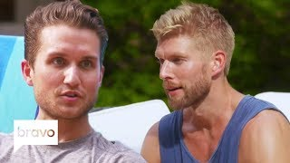 Jordan Tells Kyle His Big Secret | Summer House: Pumped Up | Season 3 Episode 12 | Bravo