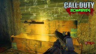 "KINO DER TOTEN ""PACK A PUNCH"" ALL GUNS CHALLENGE (BO1) - BLACK OPS 3 ZOMBIE CHRONICLES PREP!"