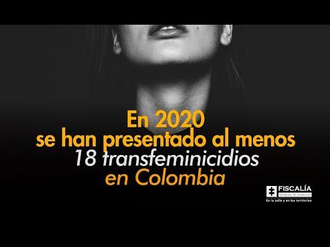 En 2020 se han presentado al menos 18 transfeminicidios en Colombia