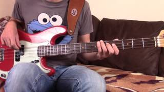 Lady Marmalade   Labelle   Bass Cover
