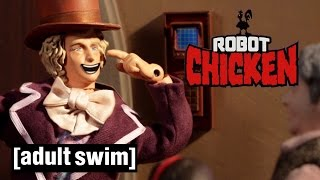 The Best of Charlie and the Chocolate Factory   Robot Chicken   Adult Swim