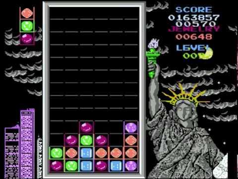 Magic Jewelry 2 (Asia) (Unlicensed) (NES) Longplay