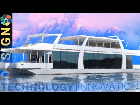 10 INSPIRING HOUSEBOATS | Undeniable Reasons To Love Houseboats