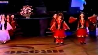 "Азербайджанский танец - Ансамбль ""КАВКАЗ"" (USA, New-York)"