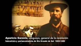 Gambar cover José Gervasio Artigas y Aparicio Saravia Río Grande do Sul y Uruguay