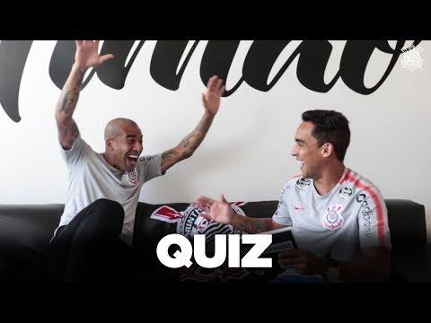 Quiz do Timão - Especial da Libertadores com Emerson Sheik