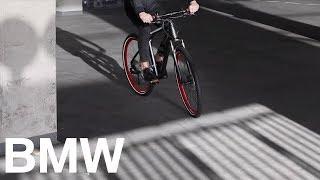 Велосипеды BMW от компании BMW-MINI - видео