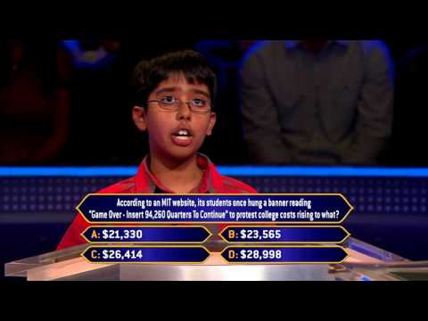 """Who Wants To Be A Millionaire"" Moment – Game Not Over"