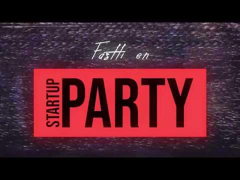 Fastti en The Startup Party - 2ª edición