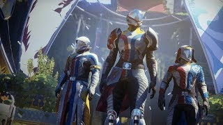 Destiny 2: Shadowkeep – Guardian Games – Gameplay Trailer