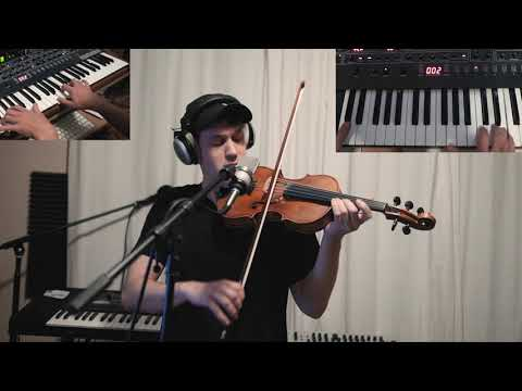 Dan + Shay & Justin Bieber - 10,000 Hours (VIOLIN + ANALOG SYNTHS ONLY)