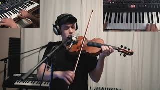 Dan + Shay & Justin Bieber   10,000 Hours (VIOLIN + ANALOG SYNTHS ONLY)