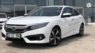 Yeni Honda Civic Dizel İnceleme & Test sürüşü