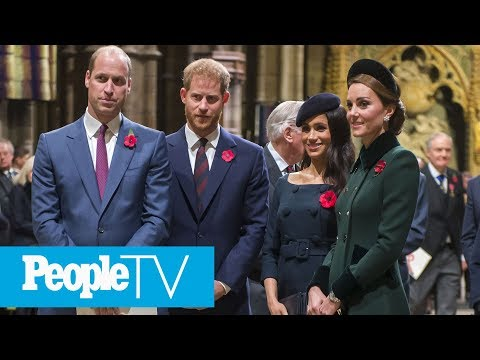 Inside Prince Harry & Prince William's Separate Lives | PeopleTV