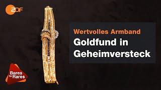 Glücksfall statt Abfall: Goldschatz bei Haushaltsauflösung   Bares für Rares vom 08.05.2020