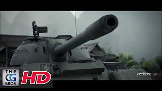 "CGI Animated Cinematic Trailer : ""World of Tanks: Chinese Tanks"" - by RealtimeUK"