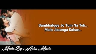 Tera Mera Rishta Song Lyrics ,Jalebi | KK | Shreya   - YouTube