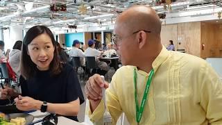 Food For Good #246: Chết mê với món bò sốt tiêu đen tại căng-tin Facebook APAC Singapore