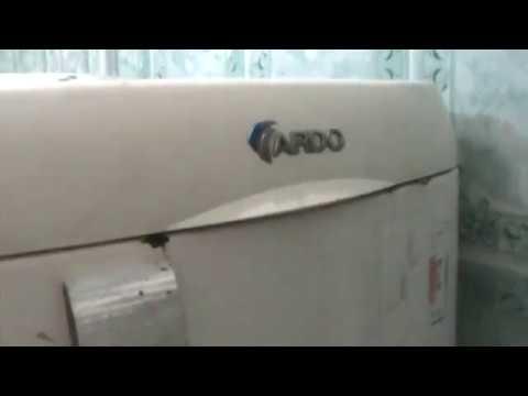 Ремонт стиральной машины АРДО. Описание возможных неисправностей.