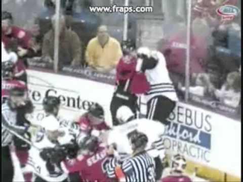 Evan Brophey vs. Gord Baldwin