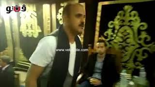 فيتو - هاني لاشين وماهر سليم في عزاء محمد راضي بعمر مكرم