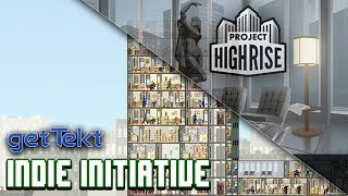 Project Highrise: Indie Initiative Episode #11 gameplay review