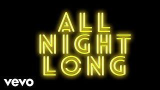 Jonas Blue, RetroVision   All Night Long (Visualiser)