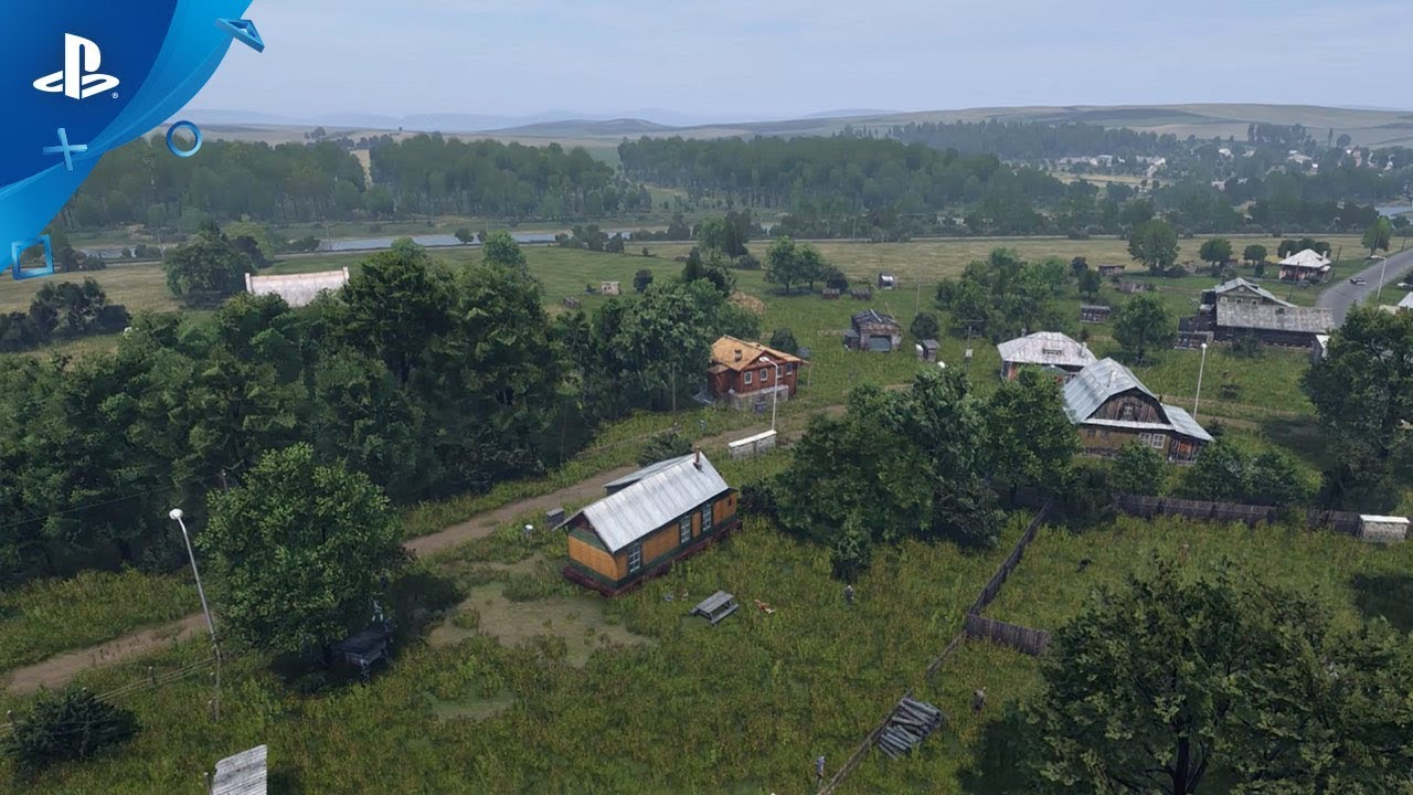 DayZ Gets its Second Official Map Soon