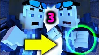 PORTAL OF CHANGE 3 ft. Angry Birds - MINECRAFT ANIMATION - Steves new Life
