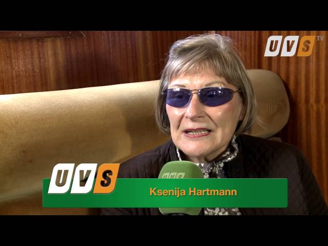 Kundenstimmen: Ksenija Hartmann