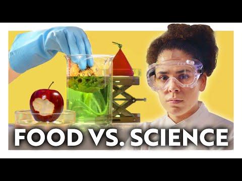 Science Doesn't Make Food Taste Better