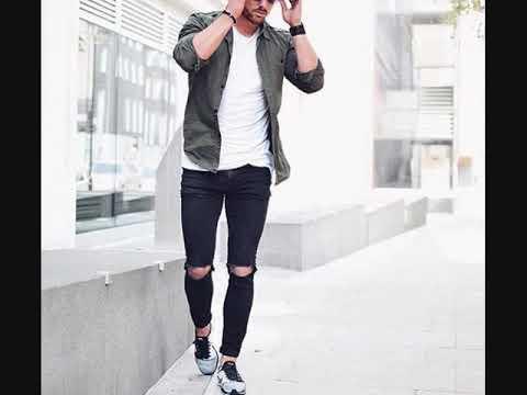 Jeanshemden für Männer