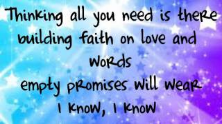 Impossible-Shontelle (Lyrics)